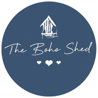 The Boho Shed Logo (FINAL)